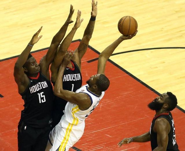 NBA-火箭连输三场无缘总决赛?博彩公司给出最新答案