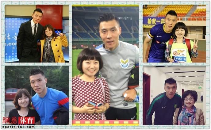 1人情牵2城!感谢中国足球有你 于大宝生日快乐!