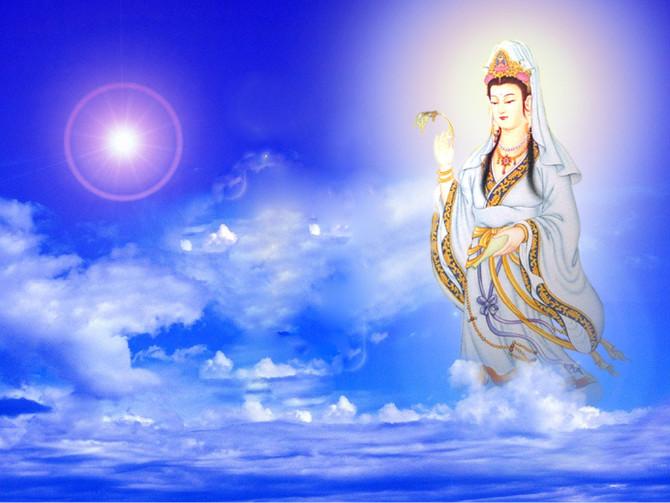 佛教智慧故事:【以箭正灯天眼第一】