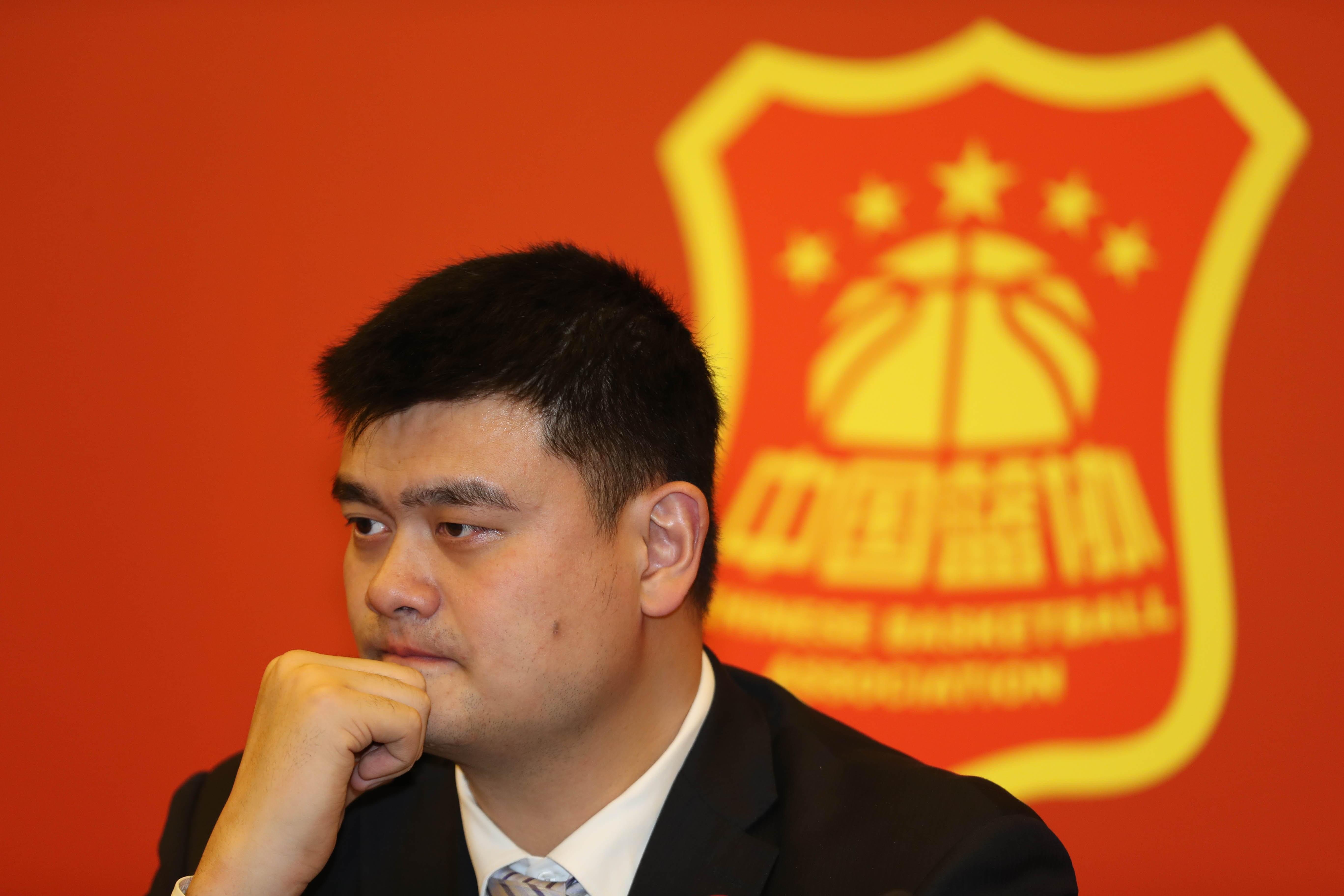上海官方:姚明正式退出俱乐部 不再参与经营管理