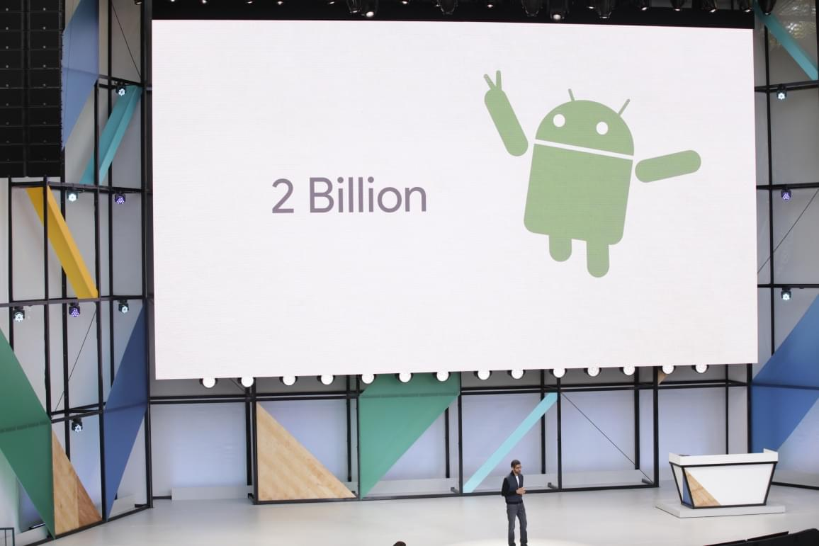 谷歌大改Android,多管齐下解决碎片化的照片 - 1