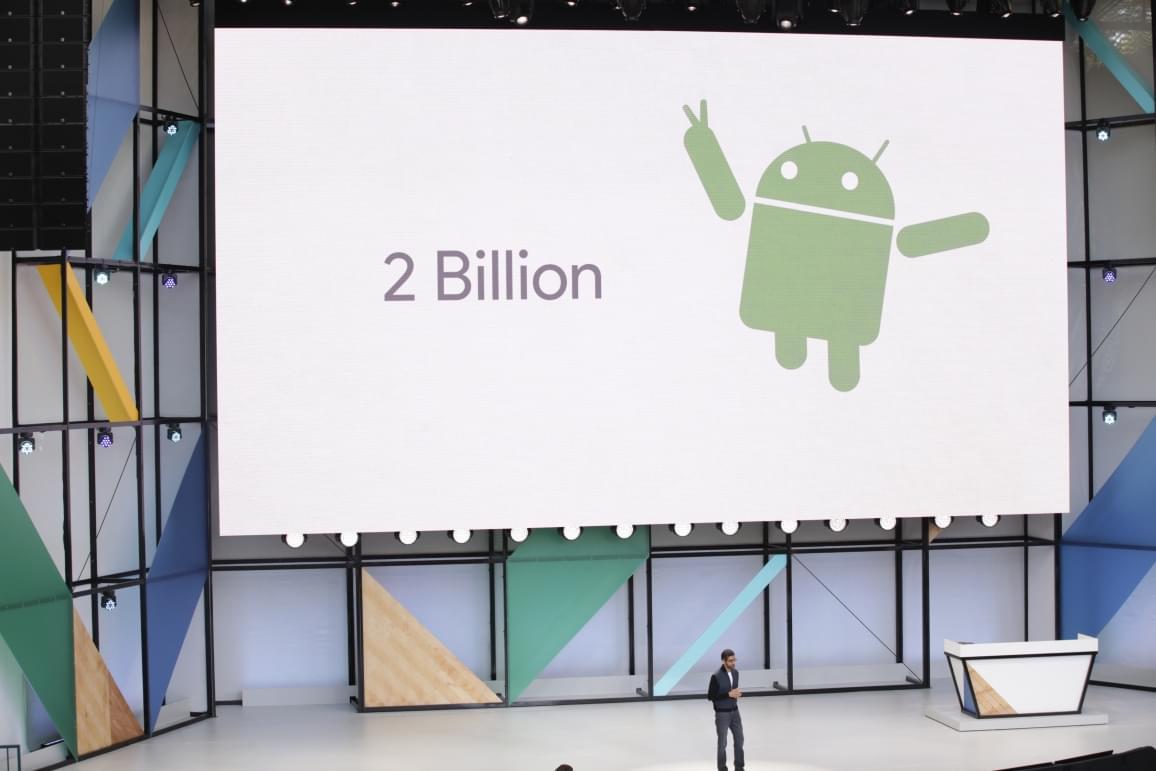 谷歌大改Android,多管齐下解决碎片化