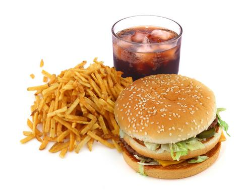 研究称快餐食品刺激炎症并引发免疫系统的长期变化
