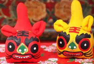 中国第一虎:传统手工艺品——山西黎侯虎