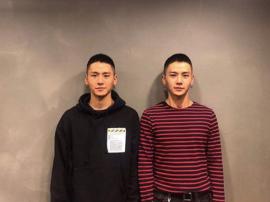 YG双胞胎舞团消失近两年 理成平头准备参军