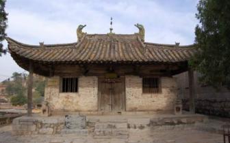 平顺王曲村天台庵修缮保护工程入选全国保护项目
