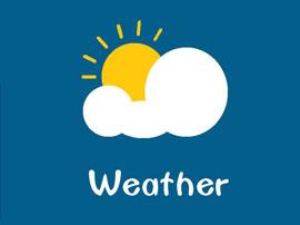 淄博气象台发布大雾黄色预警 能见度小于500米