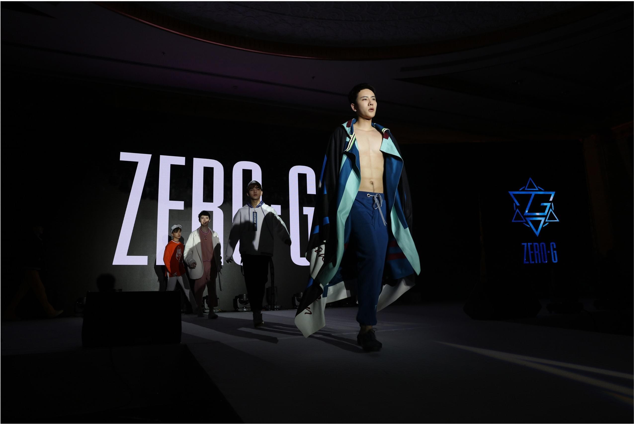 ZERO-G发布自主潮牌 六块腹肌迷晕观众