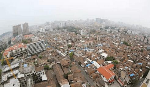 漳州古城保护项目上榜中国人居环境奖获奖名单