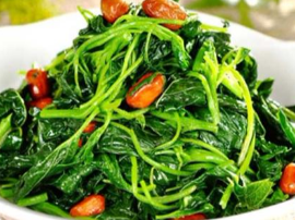 常吃菠菜能抗氧化、抗肿瘤 到底能不能补铁?