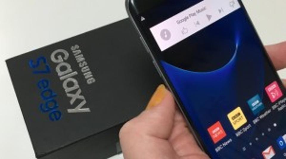 改变外观 三星欲借Galaxy S7 Edge扭转局面的照片 - 1