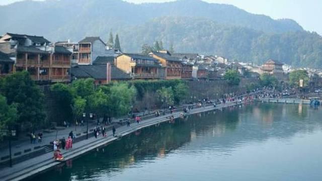 这10个美如画的古镇,身为湖南人的
