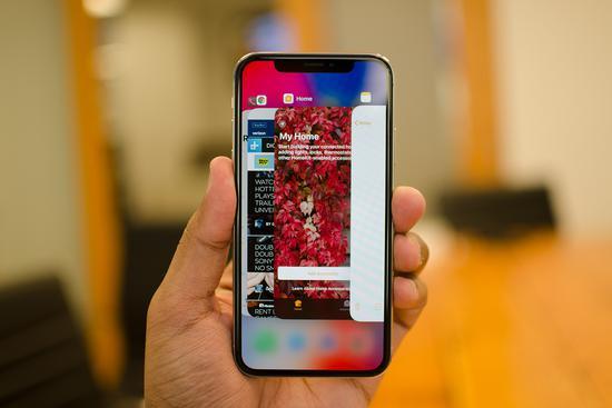 苹果垄断全球AMOLED屏幕 华为小米OPPO在找替代品