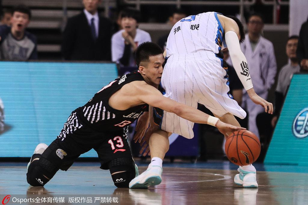 前瞻:辽宁战北京冲击6连胜 哈德森交锋老马替身