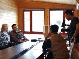 纪录片《外国人眼中的吉林》拍摄进展顺利