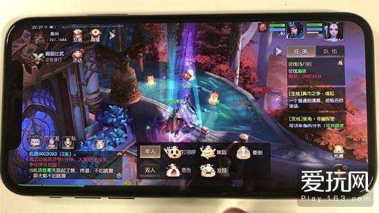 《三国如龙传》完美适配iPhone X 全景三国大世界等你体验