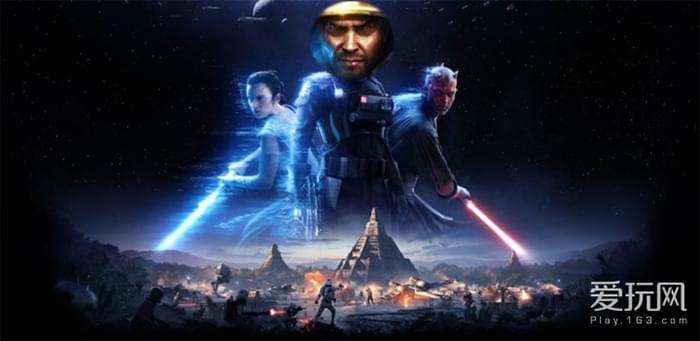 垃圾EA你看看我们!暴雪借星际争霸2免费呛声星战