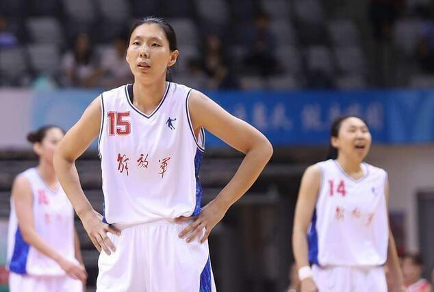 女篮传奇谈告别战有2大伤感 她本可早4年进WNBA
