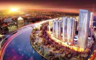 黄岩区首个综合广场有望9月开业