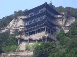 天龙山石窟抢险加固完工 5朝佛像有了安全居所