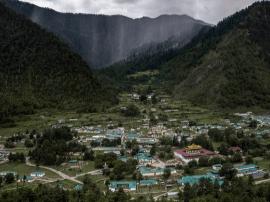 探访不丹小村:想亲近中国,但印度不高兴