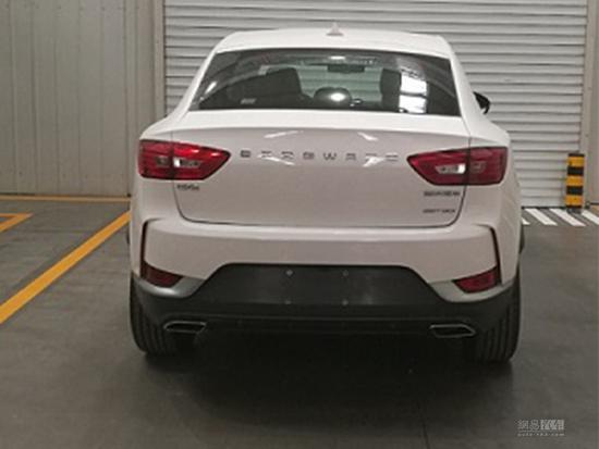 和BX5同款动力 曝宝沃BX6 1.8T车型申报图