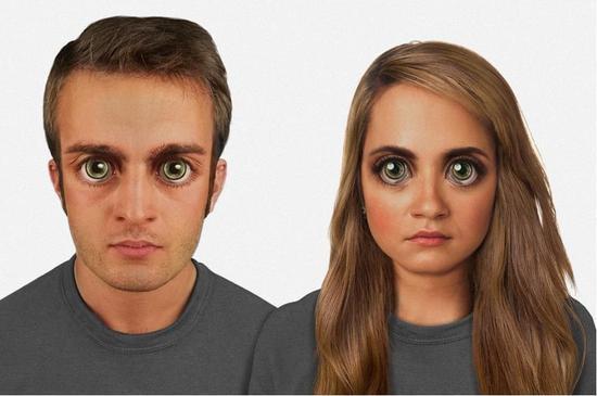 人类会进化成啥样?看看这12种可能,最后一个扎心了