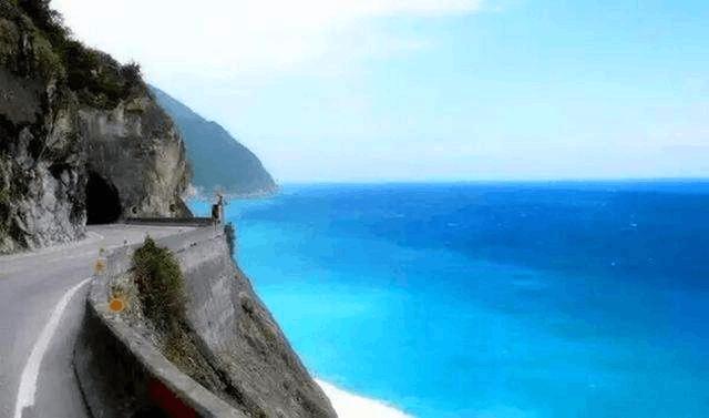 """苏花公路 台湾最美的""""死亡公路"""""""