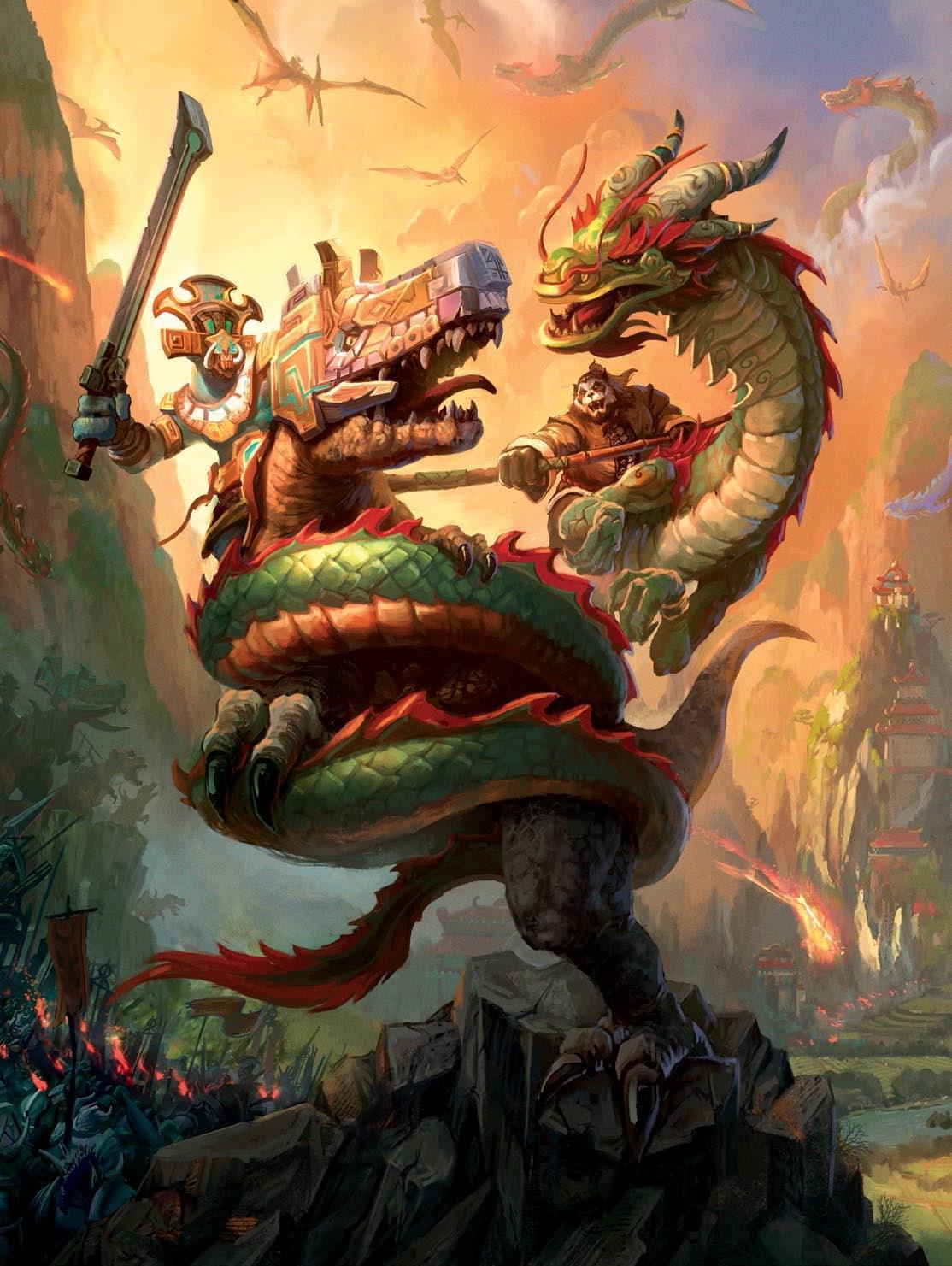 法力龙居然不是龙?到底魔兽世界中什么才是龙