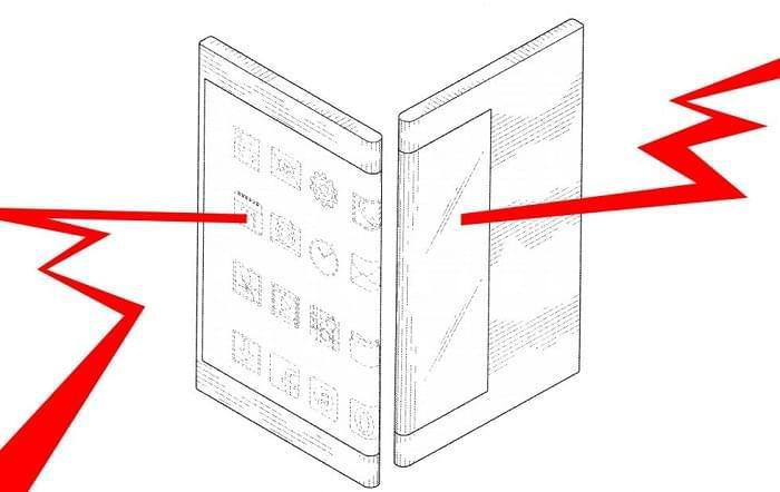 """三星""""包边式显示屏""""专利曝光:屏幕延伸"""