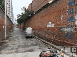 郑州西郊最长最知名胡同 电器厂路开修