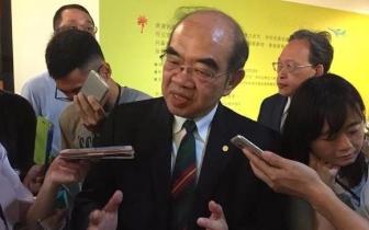 """吴茂昆请辞获准 这位台湾最""""短命部长""""任期仅40天"""
