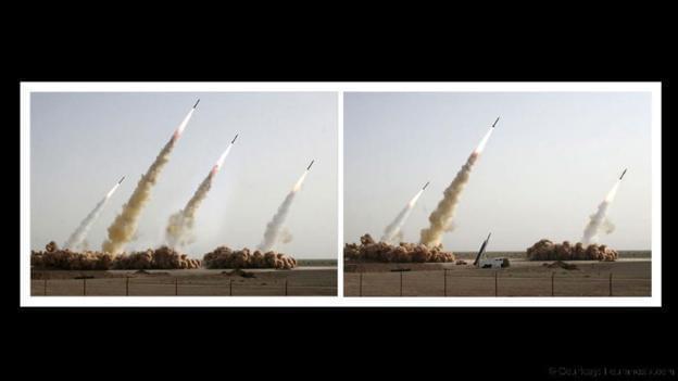 导弹发射失败也被能P成功 如何识别照骗?