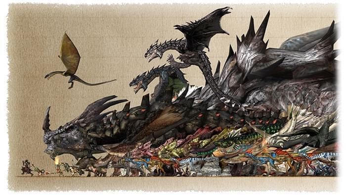 《怪物猎人:世界》会从此改变这个系列吗?