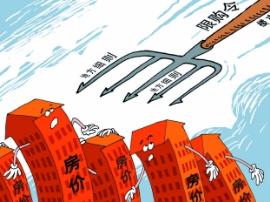 防止房价大起大落成各地楼市调控目标:定向松绑和收紧