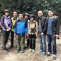 上海北海队与媒体合影