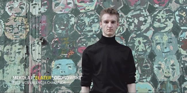 WCS2017星际争霸2参赛选手短片:波兰虫王Elazer