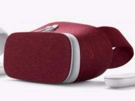 限量绯红色和雪白色Daydream View VR开始发货