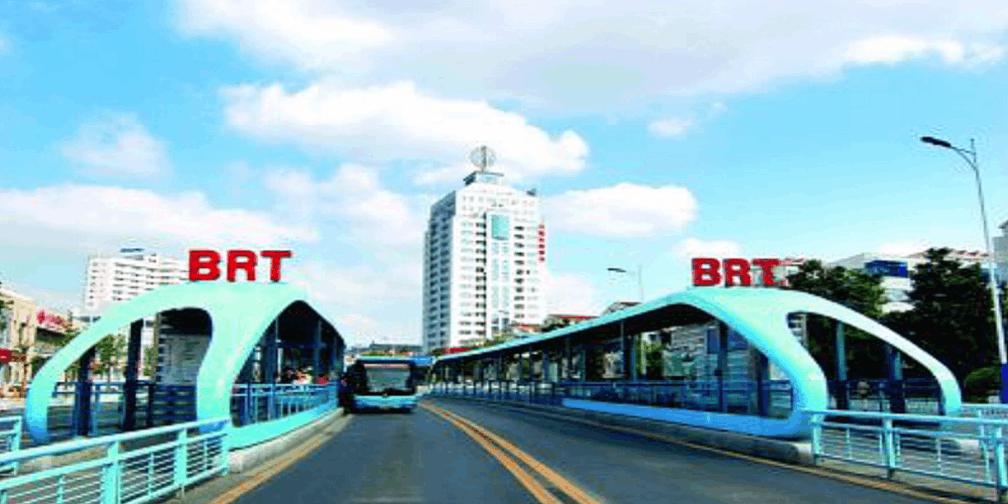 除了磁悬浮,清远未来还有BRT,有轨电车
