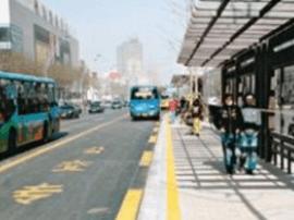 128条道路5月开始大中修 改造20处公交停靠站