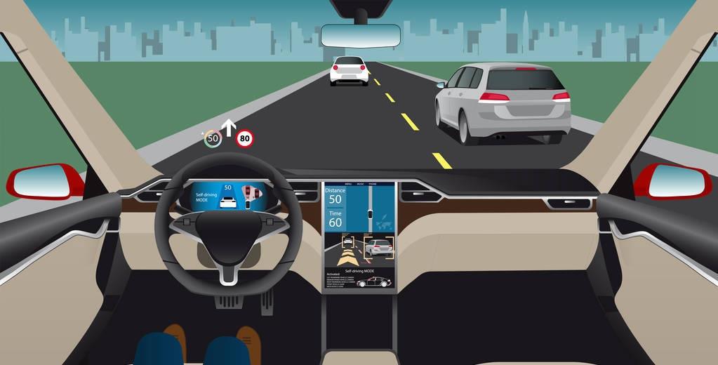 左手自动驾驶右手电动化 出行产业将迎商业化曙光