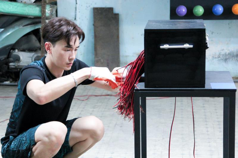郑元畅《极速》成最酷打工仔 与王丽坤拍婚纱照