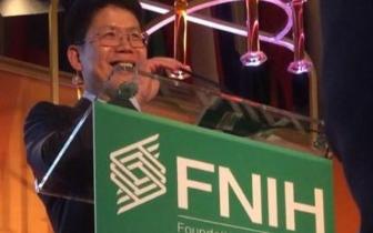 杰出华人科学家陈志坚获美生物医学卢里奖