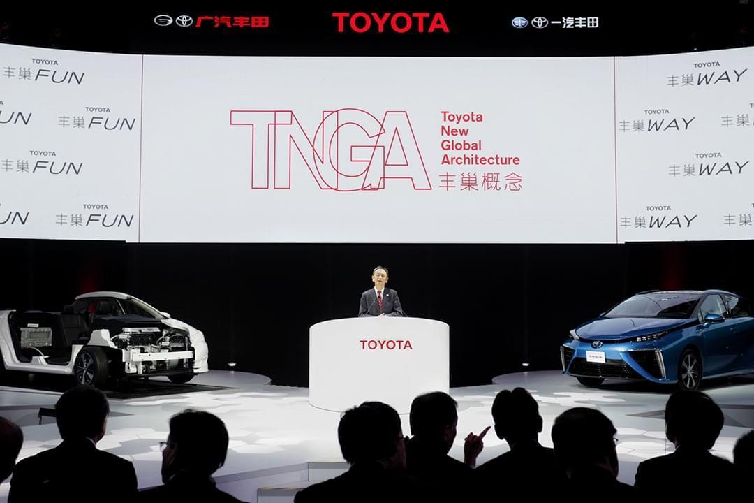 如果说丰田TNGA不是平台,那到底是什么?