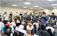 网络诈骗团伙超800人被端