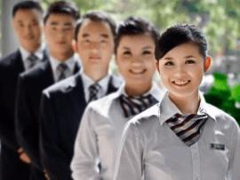 灵宝市对物业管理人员进行培训 提高从业人员素质