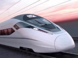 """吉林省""""大十字轴""""快速铁路网基本形成"""