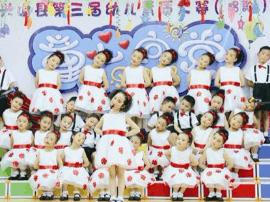 """兴山举办""""童心向党""""幼儿合唱比赛"""