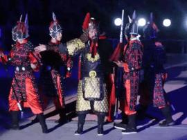 环球嘉年华泰州仲夏之夜溱湖狂欢节震撼来袭
