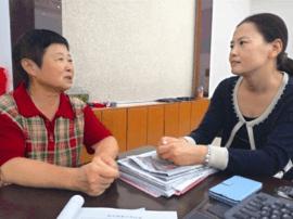 社区中心户长孙秀萍:发挥余热 年年捐款献爱心